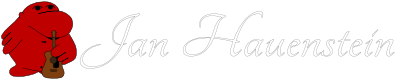 Jan Hauenstein blog Logo